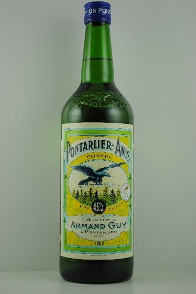 Pontarlier-Anis, Armand Guy